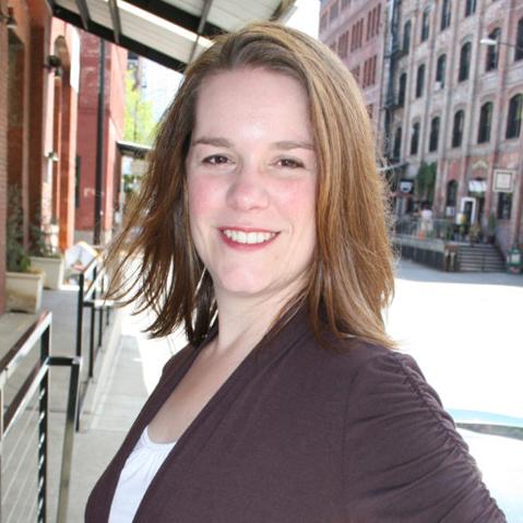 Lori Anne Rising, GPPI Regional Director, USA