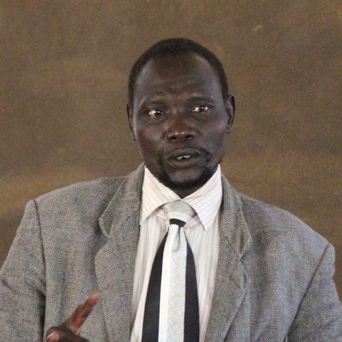 Othow Okoti, National Peace Ambassador, South Sudan